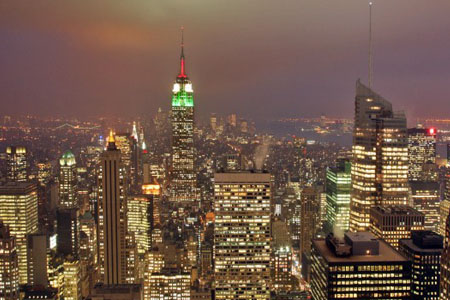 New York Filming Locations