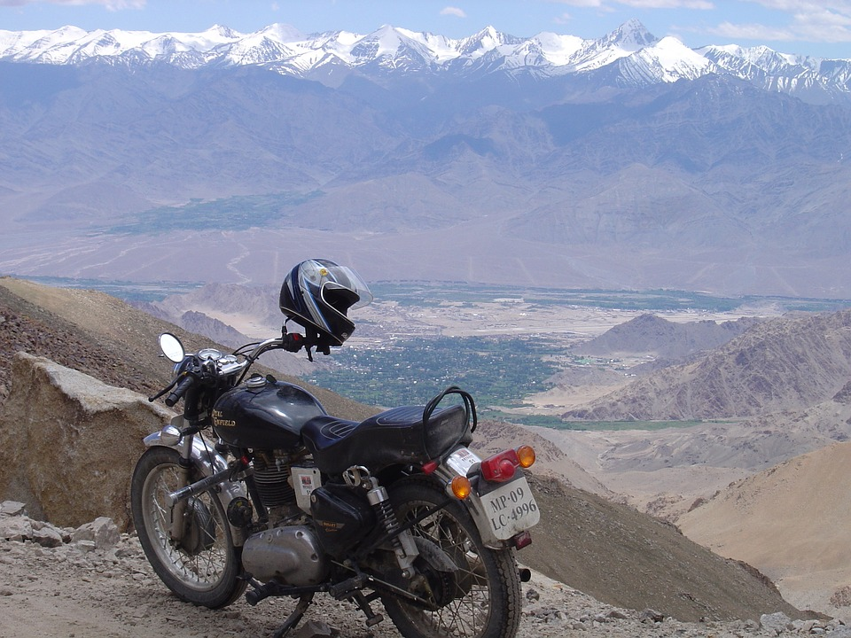 Ladakh Rider